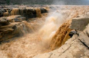 Yellow River flooding