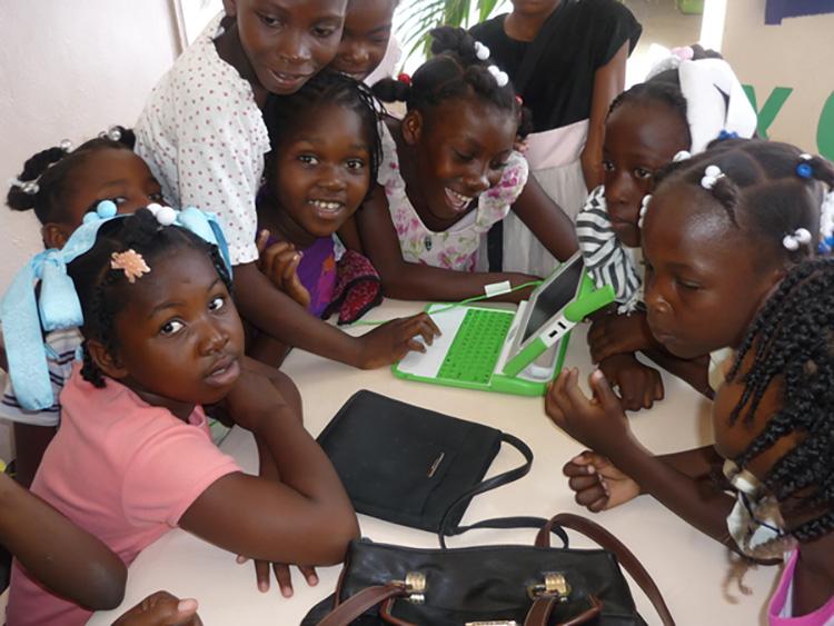 OLPC Haiti