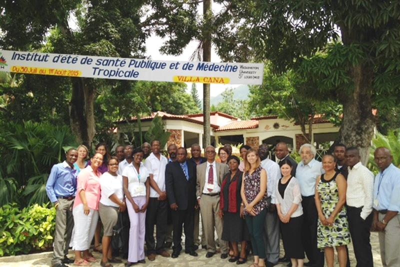 Université Publique du Nord au Cap-Haitien administration, faculty, and students