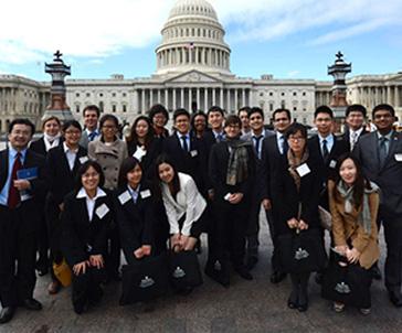 McDonnell scholars visiting D.C.