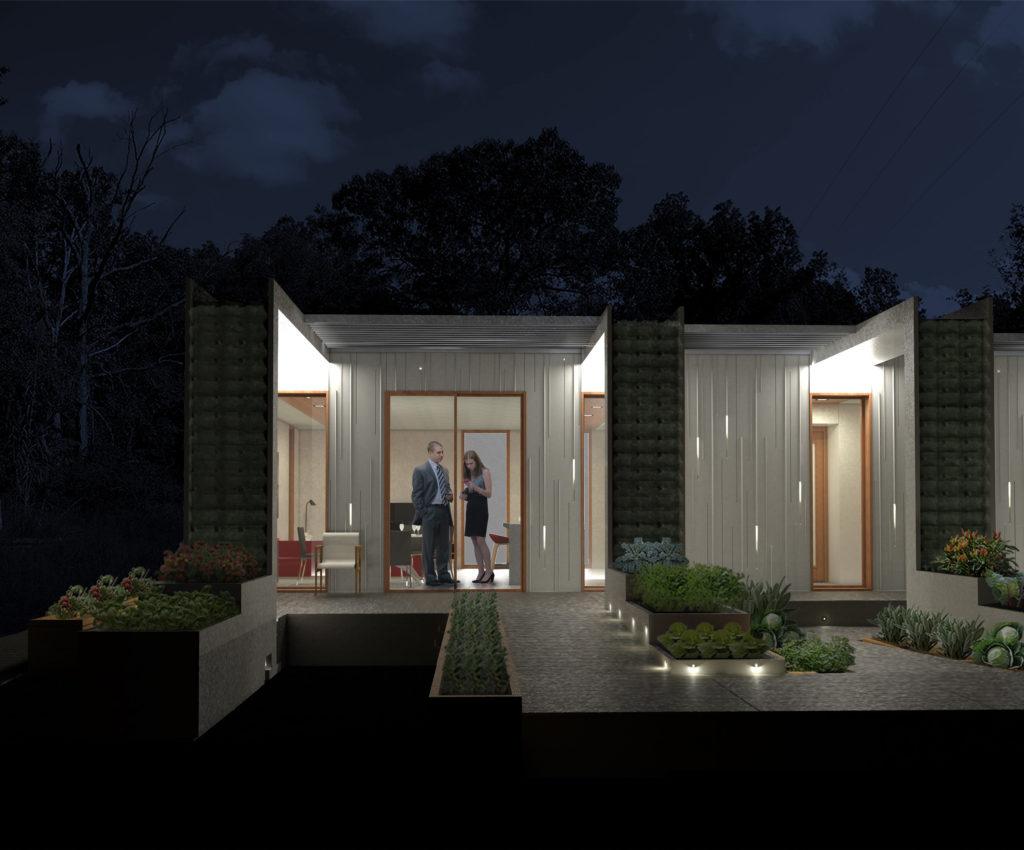 Crete House model picture