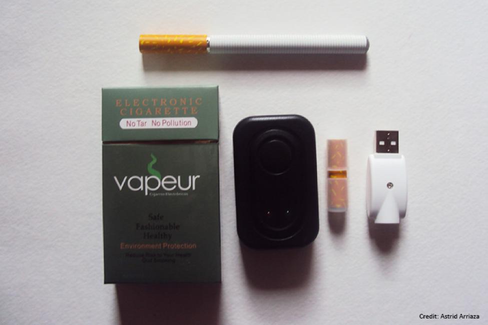 E-Cigs and e-liquids