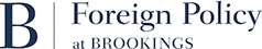 Foreign Policy at Brookings logo