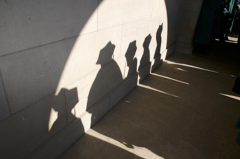 Graduate Shadows
