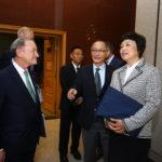 Mark Wrighton and Xu Chen