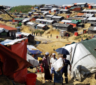 Rohingya refugee efforts