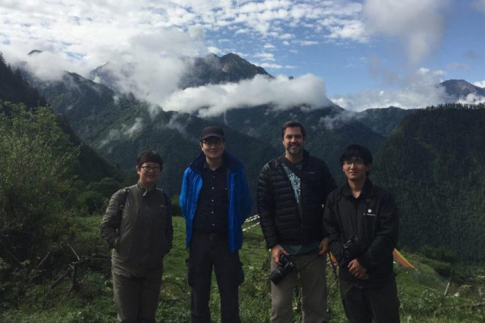 Sichuan and WashU researchers