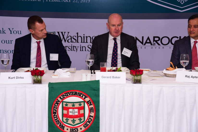Washington University in St  Louis Forum for India | Global