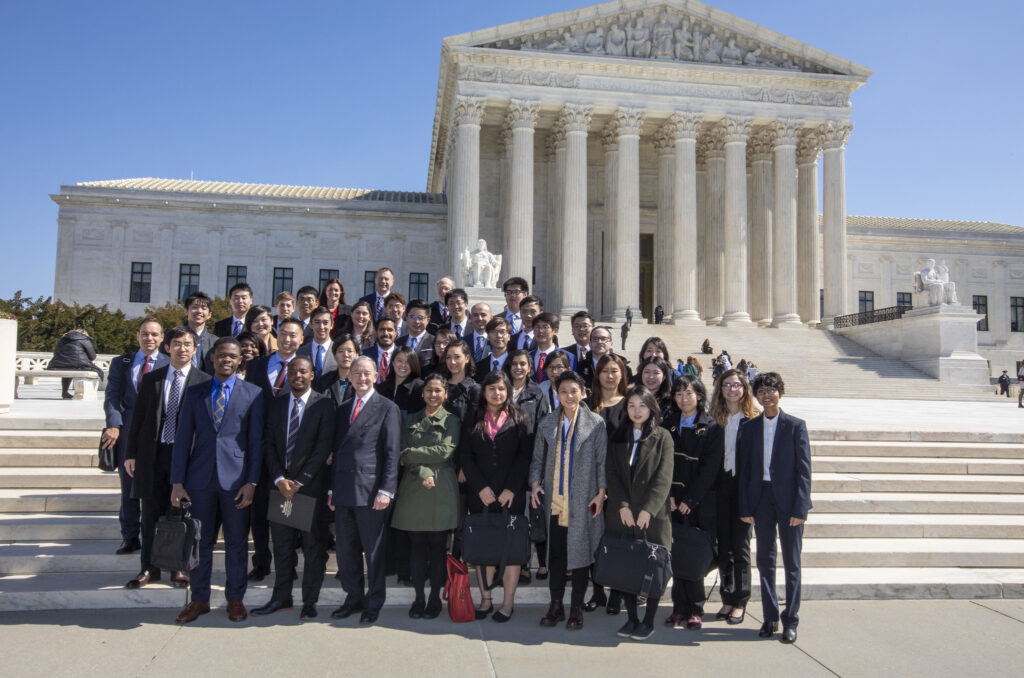 McDonnell Scholars in WashDC
