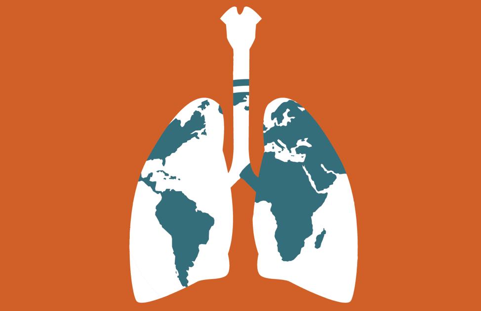 Fight Tuberculosis graphic