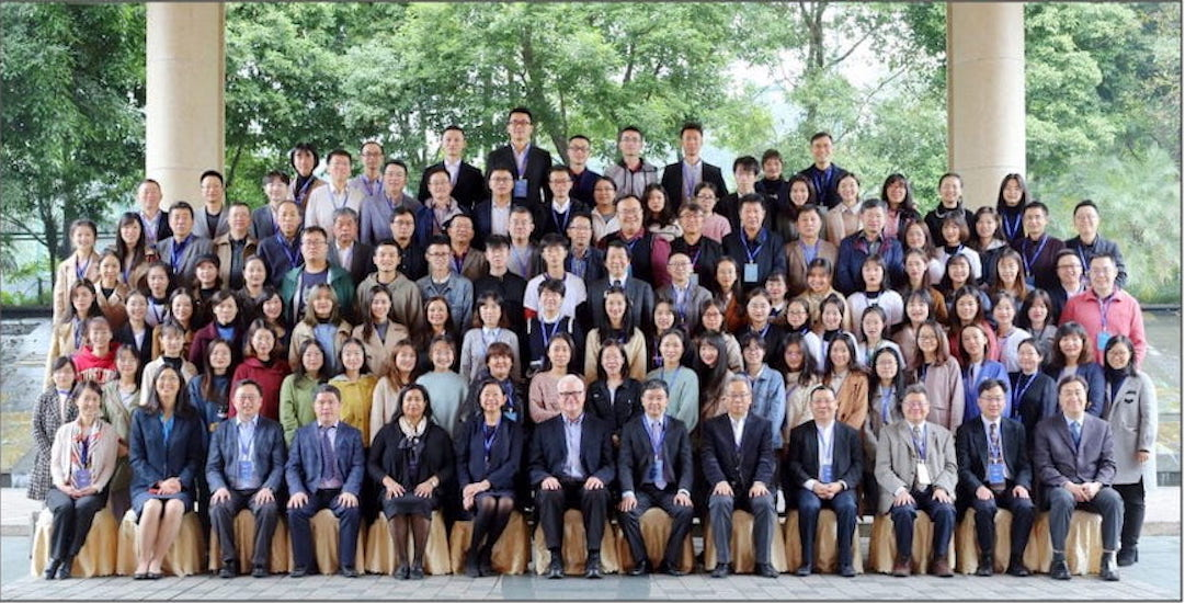 First International Symposium on Finance and Social Development at Southwestern University of Finance and Economics in Chengdu, China.